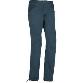 E9 N 3Angolo Trousers Men deep blue